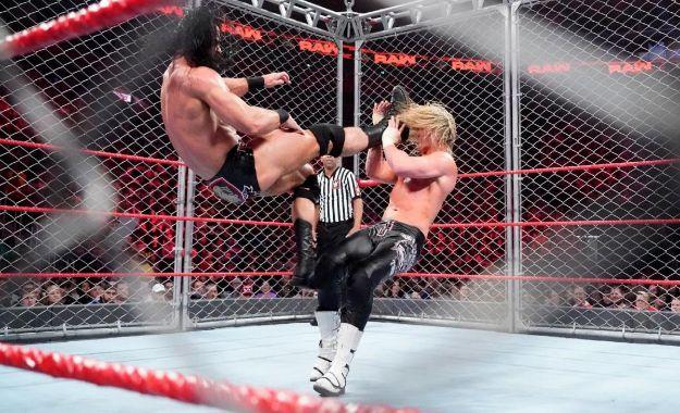 Drew McIntyre vence a Dolph Ziggler