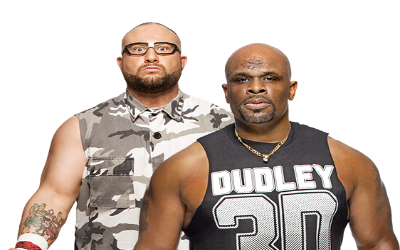 WWE New Day a la caza de The Dudley