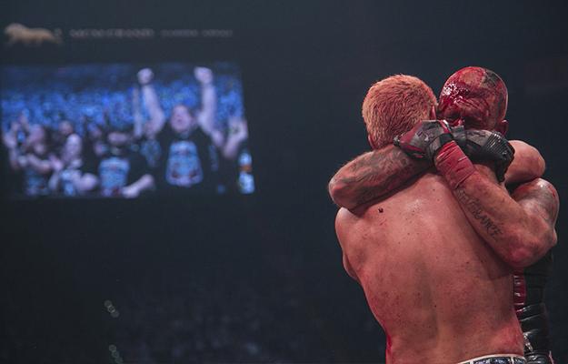 Dustin Rhodes ya no enfrentará a Cody