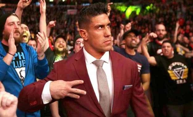 EC3 sobre su llegada a WWE