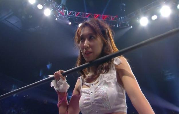 Riho se enfrentará a Nyla Rose para determinar la primera campeona femenina de AEW