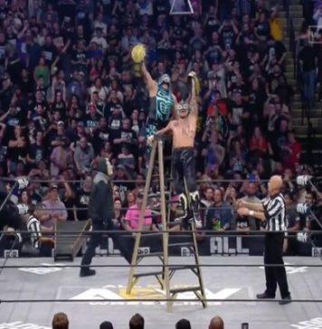 The Lucha Brothers retienen los campeonatos por parejas de AAA en AEW All Out y son atacados por LAX