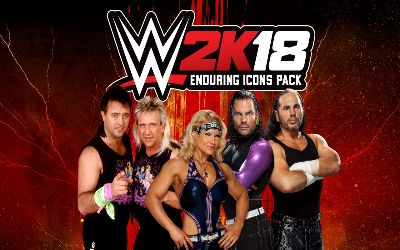 EL PACK ICONOS ETERNOS DE WWE 2K18 YA DISPONIBLE