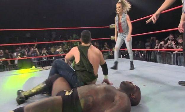 Eddie Edwards derrotó a Moose en Impact Wrestling Homecoming