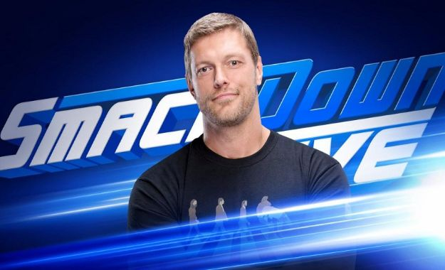 Edge anunciado para el programa 1000 de SmackDown