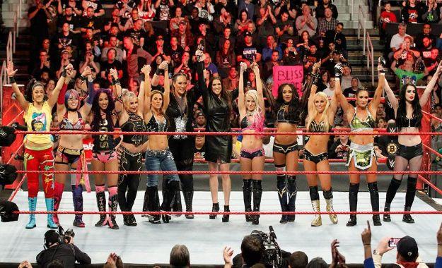 Luchadora WWE