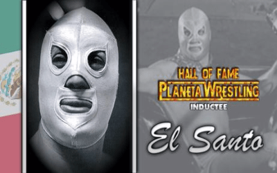 El Santo Planeta Wrestling Hall of fame 2016