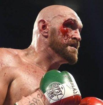 El deseo de Tyson Fury para Wrestlemania