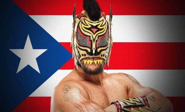 El luchador de 205 Live Lince Dorado sufre una lesión en la mano