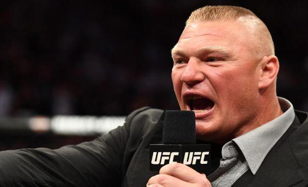 El problema Brock Lesnar ondea en el horizonte de SummerSlam