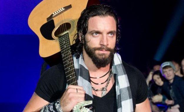WWE noticias Elias