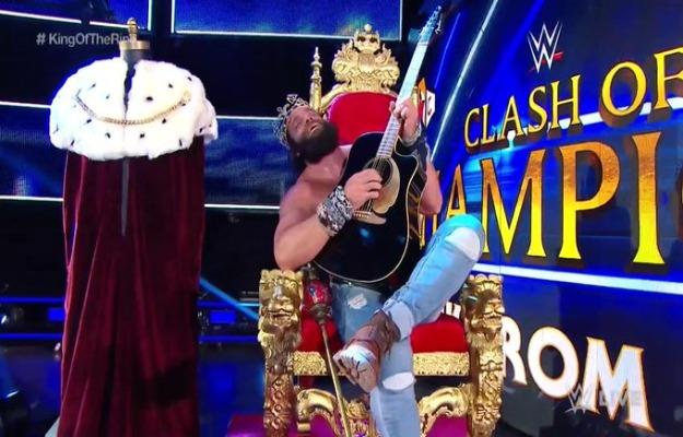 Elias avanza a la semifinal del torneo King of the Ring