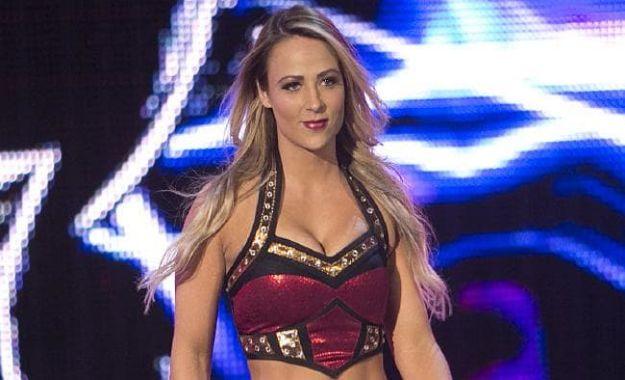 Emma comenta sobre su carrera tras abandonar la WWE