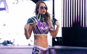 Emma podría salir de WWE en breve