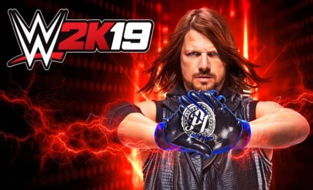 Entrevista a AJ Styles WWE 2K19
