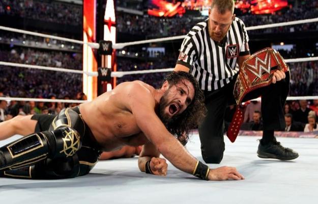 Entrevista Seth Rollins Planeta Wrestling