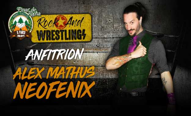 "Entrevista a ""NeoFenix"" Alex Mathus, productor de Rock and Wrestling"