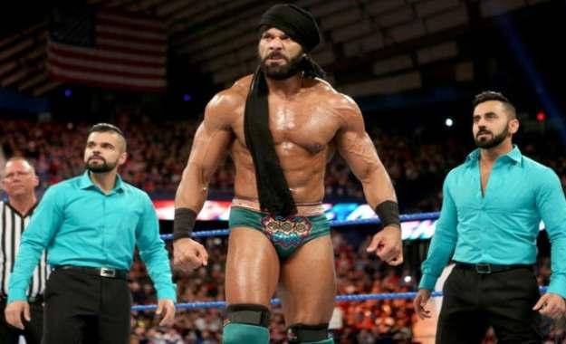 Entrevista a Jinder Mahal WWE