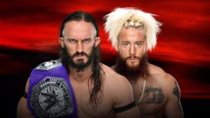 Enzo Amore vs. Neville