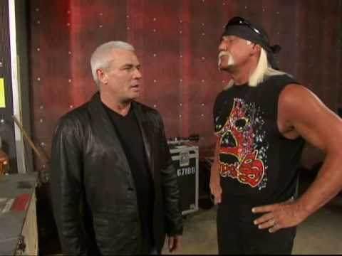 Eric Bischoff parle de l'ego des grandes stars de la lutte