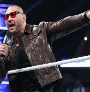 Estado actual de Batista para estar en la WWE RAW Reunion