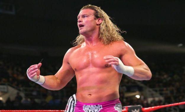 Estado de Dolph Ziggler con la WWE