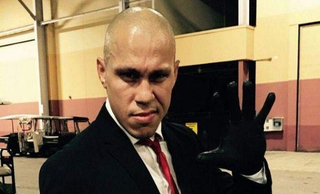 Estado de Low Ki con Impact Wrestling