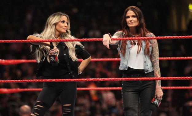 Estado de Trish Stratus y Lita de cara a WWE Royal Rumble