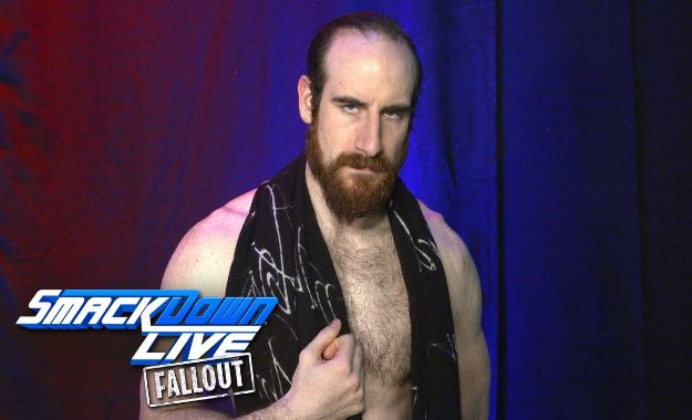 Estado físico de Aiden English tras Greatest Royal Rumble