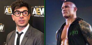 Estalla la guerra entre Randy Orton y Tony Khan