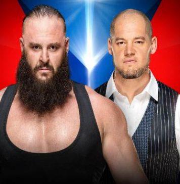 Estipulación añadida al combate de Braun Strowman contra Baron Corbin en Elimination Chamber