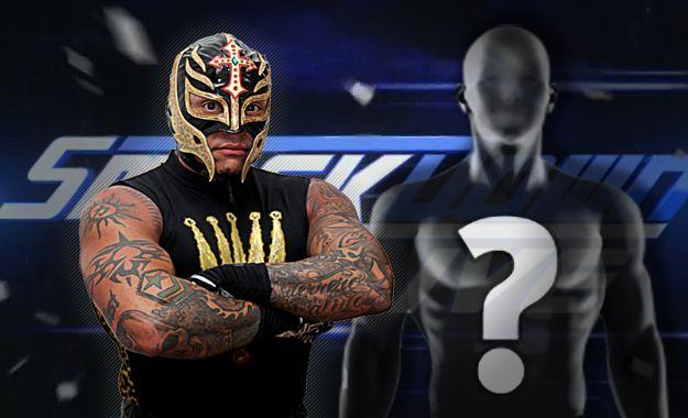 Estrella lesionada de WWE desea enfrentarse a Rey Mysterio cuanto antes