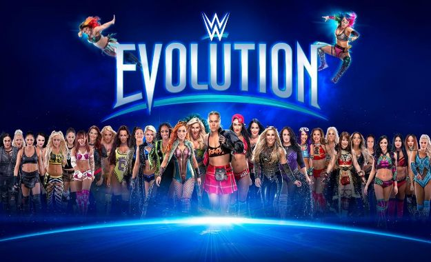 WWE Evolution Experiencia Planeta Wrestling en el evento WWE Evolution