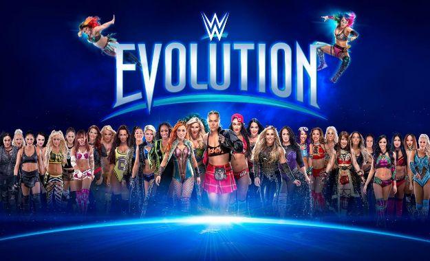 WWE Evolution Experiencia Planeta Wrestling en el evento WWE Evolution