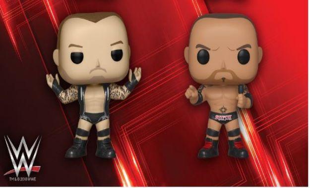 FUNKO WWE 2019
