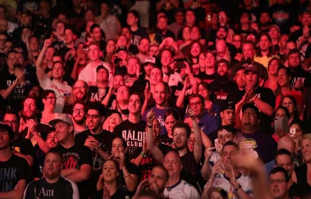 Fans WWE