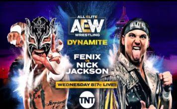 Fenix AEW Dynamite