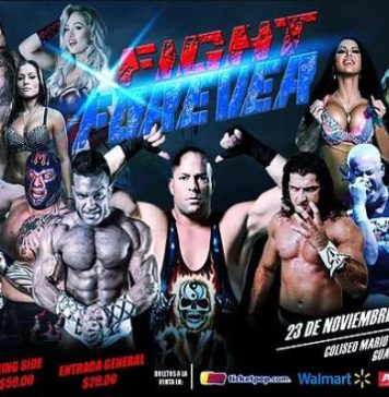 Fight Forever Puerto Rico
