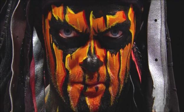 Finn Balor Demon