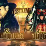 Finn Balor Undertaker
