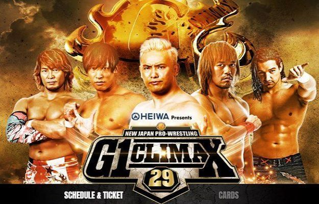 G1 Climax 29