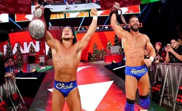 Gable y Roode retienen los títulos