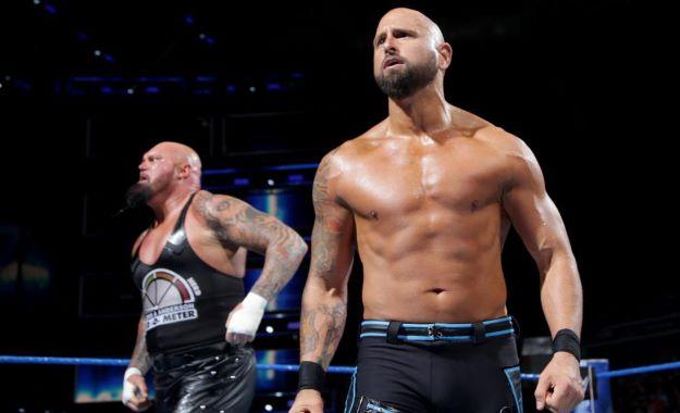 WWE noticias Gallows y Anderson