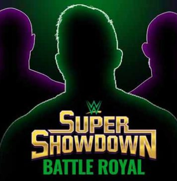 Ganador del Battle Royal en Super ShowDown