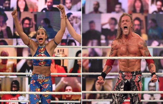 Ganadores Royal Rumble 2021