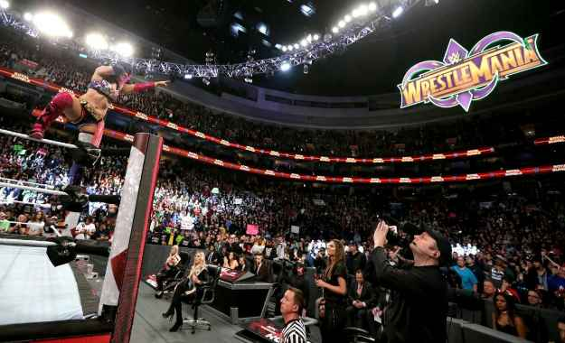 Ganar el Royal Rumble no significa estar en el main event de Wrestlemania