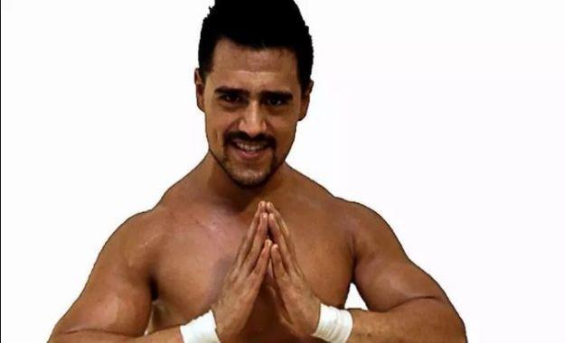 Garza Jr. a WWE