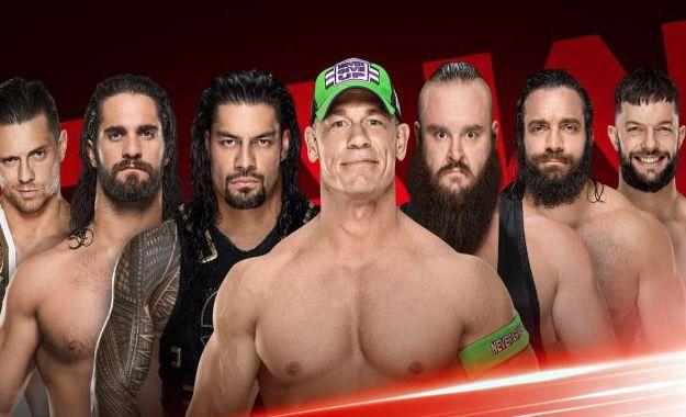 Gaunlet Match anunciado para el Lunes en RAW