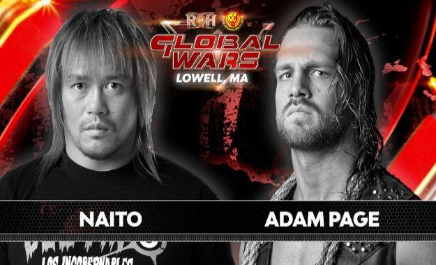 Global Wars ROH