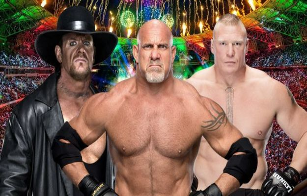 Goldberg WWE